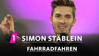 Simon Stäblein: Fahrradfahren