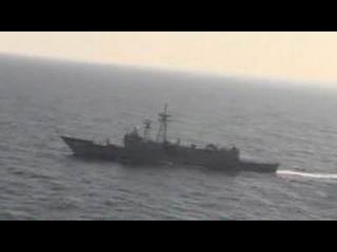 В Средиземном море ищут обломки пропавшего лайнера EgyptAir