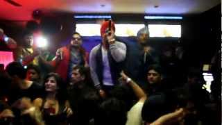 DEEP MONEY Dope Shope Live with M-Three @club Agni,Delhi