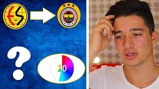 TRANSFERİ BUL (Futbol Bulmacası)