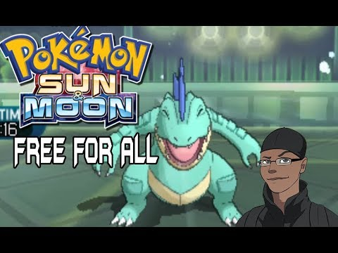 Financial Planning –  Pokemon Sun & Moon FFA