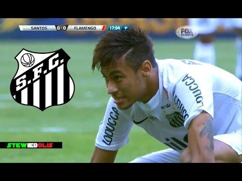 153ff30a6 Neymar Jr ○ Last Match for Santos F.C.  Ultimo jogo pelo Santos ○ HD  Neymar