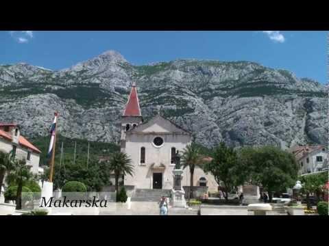 Makarska und Dalmatinische Küste, Kroatien; Croatica   FullHD