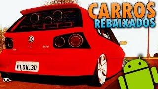Jogo de Carros Brasileiros para Celular - Corrida Livre Multiplayer (Carros Rebaixados)