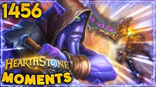 KINGSBANE IS BROKEN! No, Like LITERALLY | Hearthstone Daily Moments Ep.1456