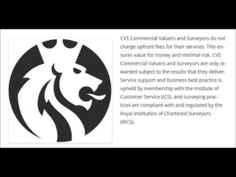 CVS Commercial Valuers and Surveyors - Business rates specialists