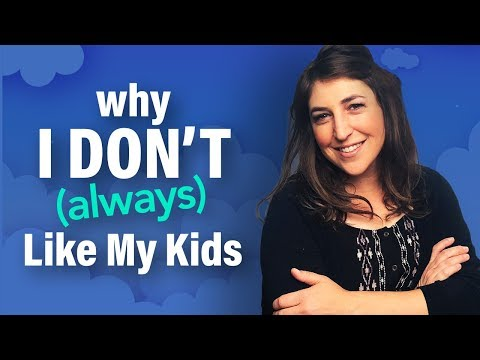 Kids Are a Drag  Mayim Bialik