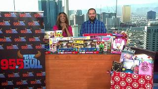 95.5 The Bull & Station Casinos team up to help local kids enjoy the holidays