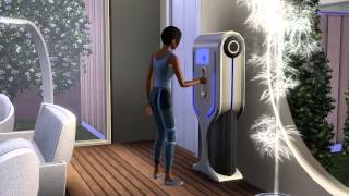 The Sims 3 Into the Future -- Announce Trailer