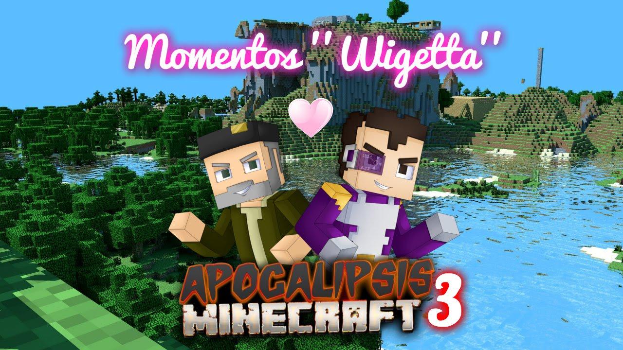 Momentos WIGETTA APOCALIPSISMINECRAFT YouTube - Skin para minecraft wigetta