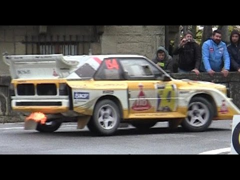 AUDI Sport Quattro S1 - Rally Legend 2015 - PURE Sound