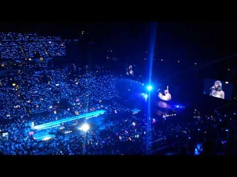 Taylor Swift: Clean Speech (1989 Tour Cologne)
