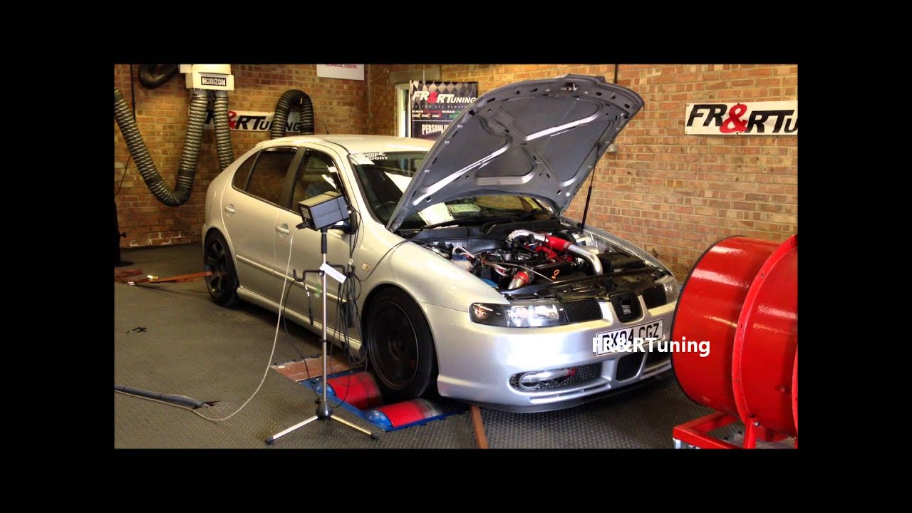 seat leon 1 8t auq gt2871 turbo remap tuning maha dyno fr. Black Bedroom Furniture Sets. Home Design Ideas