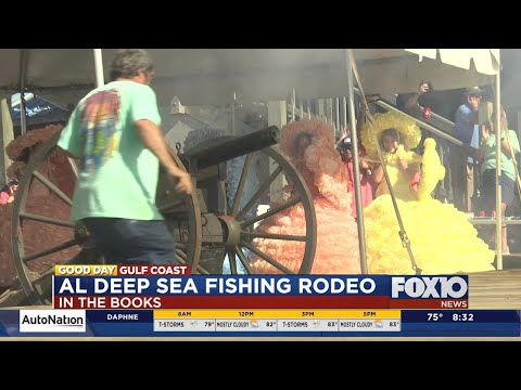 It's A Wrap For 2019's Alabama Deep Sea Fishing Rodeo