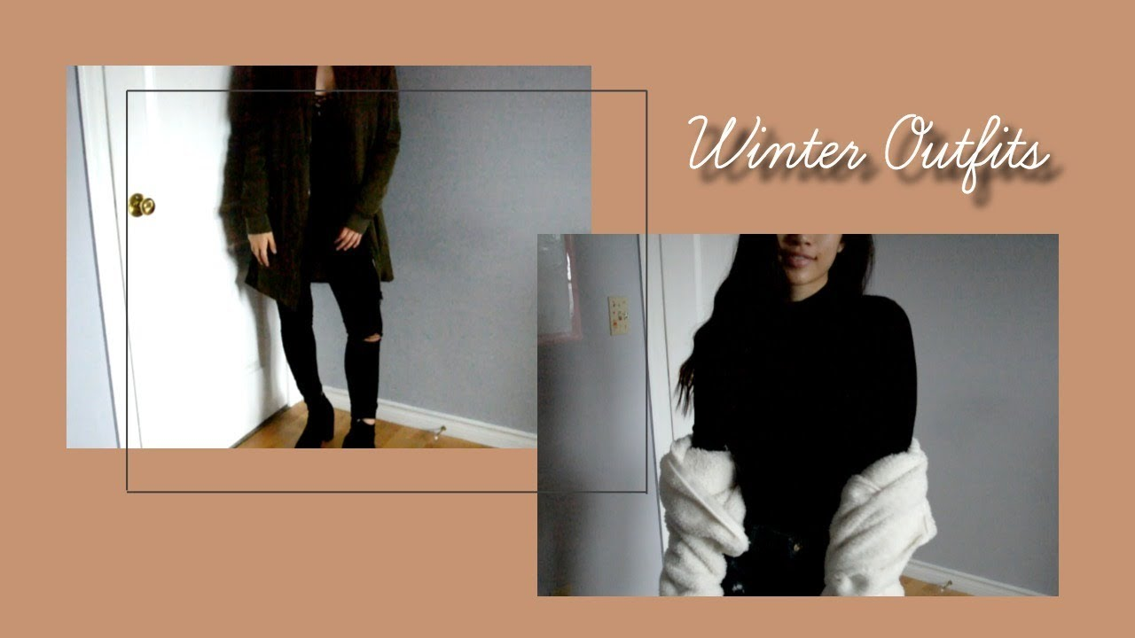 Go to Winter Outfits for School 1