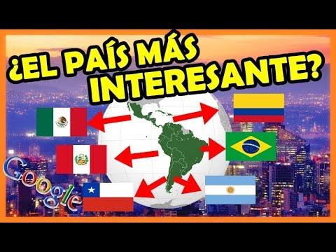 Países más BUSCADOS en GOOGLE de Latinoamérica, ¿Quién tiene más Resultados? | Peruvian Life