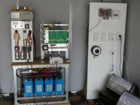 PCNZL Home Energy Storage Prototype