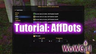 tutorial: Addon AffDots
