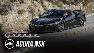 2017 Acura NSX - Jay Leno