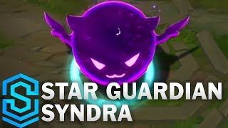 Star Guardian Syndra Skin Spotlight - League of Legends