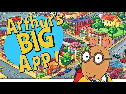 Arthur S Big App After School Adventures Best Ipad App Demos For Kids Youtube