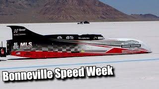 Record Setting Runs at Bonneville Speed Week 2020