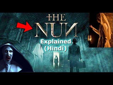 The Nun ( 2018 ) Hindi Explanation | Pray For Forgiveness!!
