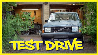 TEST DRIVE // S04 E06 // BAMSE'S TURBO UNDERPANTS