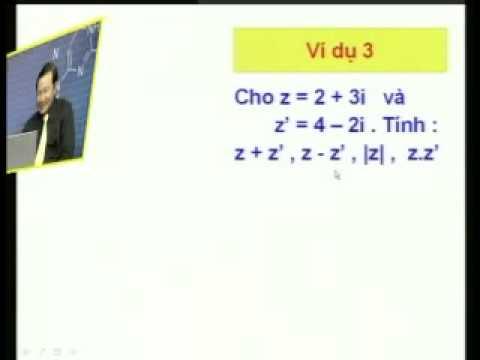 Luyện thi đại học môn toán - Số phức