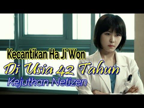 Kecantikan Ha Ji Won Di Usia 42 Tahun Kejutkan Netizen