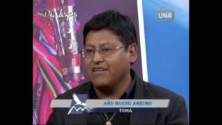 "TV IDECA: Programa 08 – ""Año Nuevo Andino"""