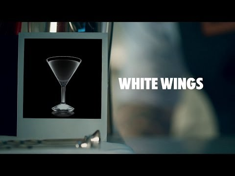 WHITE WINGS DRINK RECIPE - HOW TO MIX
