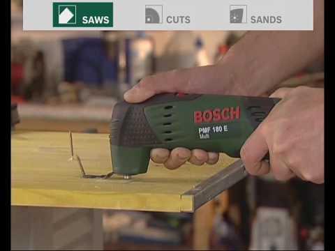 Uitgelezene Bosch PMF 180 - YouTube UP-87