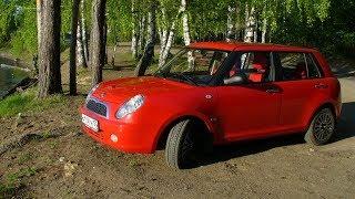 Китайский Автомобиль Лифан Смайли 2011 год, обзор. Lifan Smiley 2011