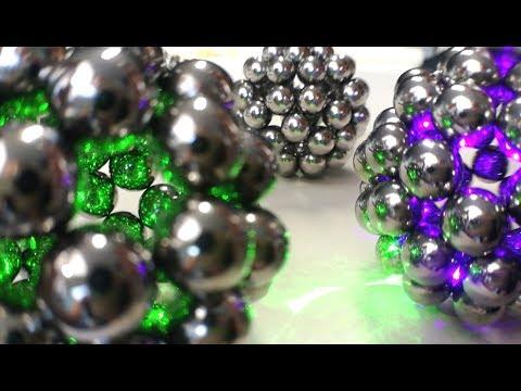 Oddly Satisfying Magnetic Balls