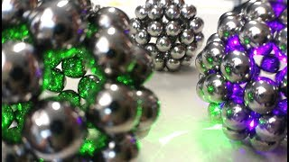 Oddly Satisfying Magnetic Balls