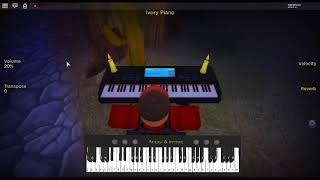 Vs. Susie - Deltarune by: Toby Fox on a ROBLOX piano.