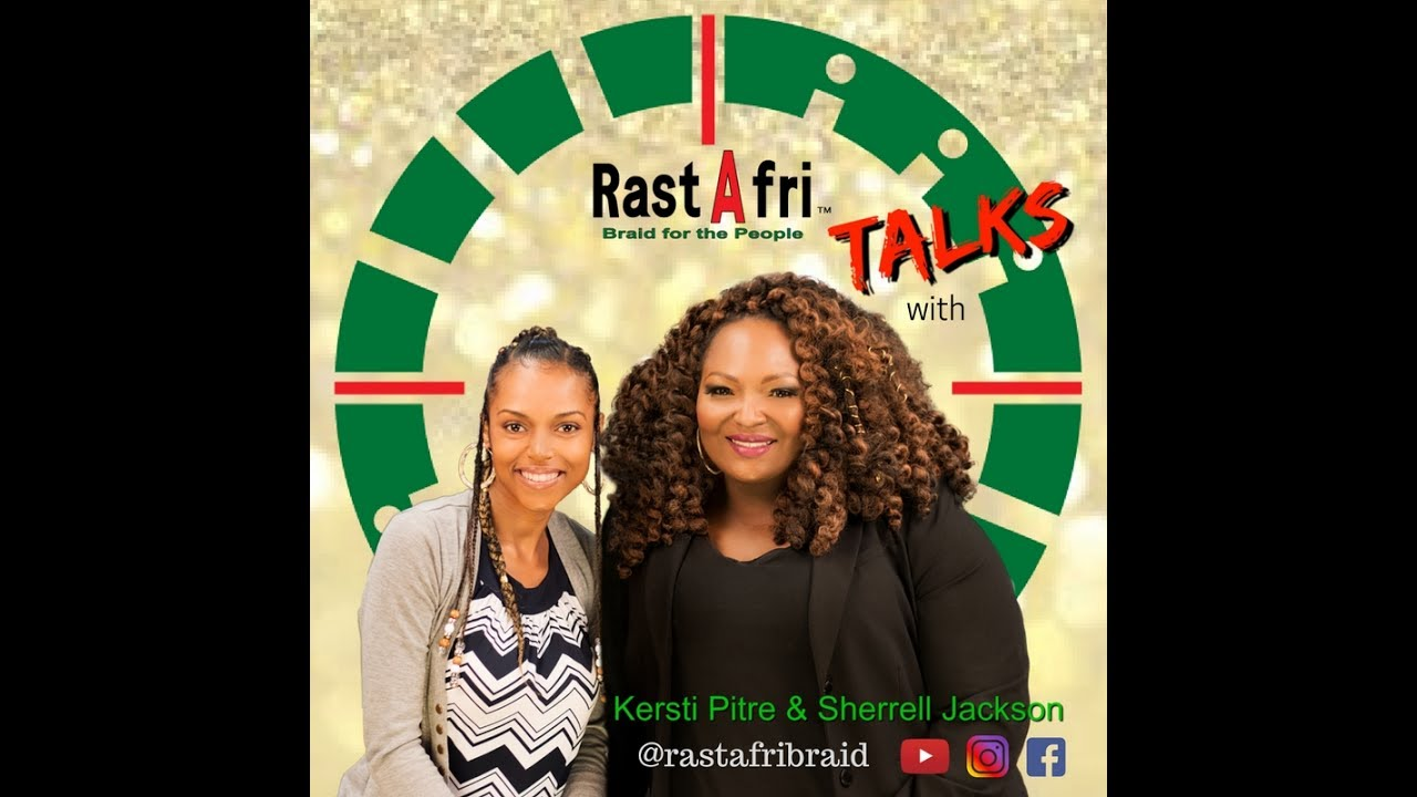 Rastafri Talks My Expert 24 100 Kanekalon Afrelle Hair