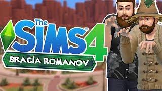NASZ NOWY DOM  The Sims 4: Bracia Romanov #5 w/ Undecided
