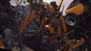 An Introduction to Transformers 3: Dark of the Moon - Chapter 1 (Part 1/2)  - Bumblebee