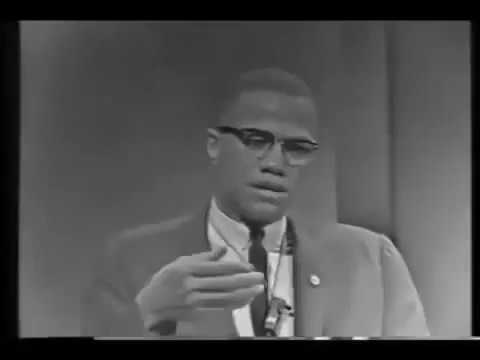 Malcolm X Explains Freedom, Justice and Equality