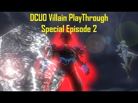 DCUO Let's Play Special Episode 2 | Alerts