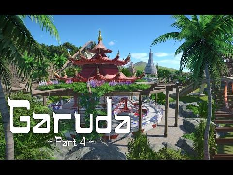 Planet Coaster - Garuda (Part 4) - Thai Hybrid Coaster: Information Desk  (ft. Silvarret)