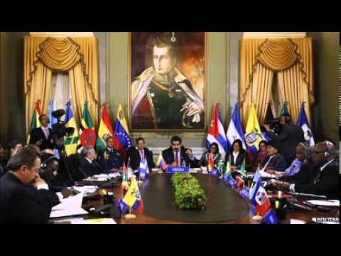 Latin American leaders back Venezuela over US spat