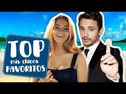 Top Mis Chicos Favoritos  Carlota Boza