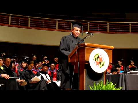 Bill Bonstra FAIA Commencement Address - May 21, 2010