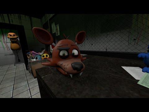 Friendly Foxy 3   FNAF SFM Animation