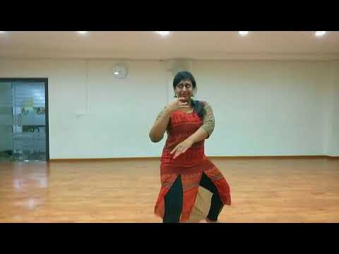 Kurai Ondrum Ilai by M.S. Subbhalakshmi , Bharatnatyam dance full video, Performed By M. B.Maanasa