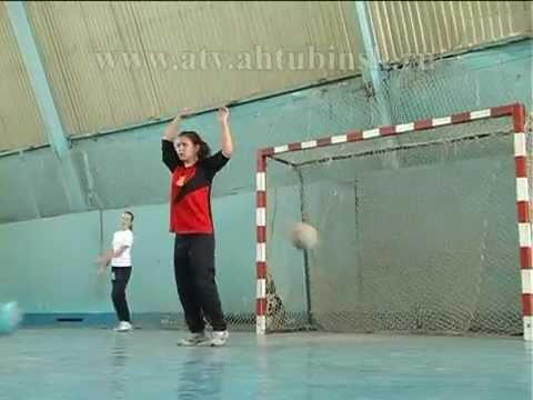 Ахтубинские гандболистки - чемпионки России