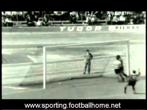 26J :: Belenenses - 4 x Sporting - 0 de 1967/1968